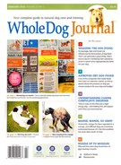 Whole Dog Journal 2/1/2019