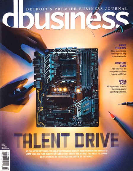 DBusiness Cover - 3/1/2019