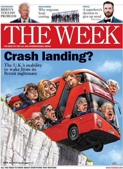 The Week Cover - 4/12/2019