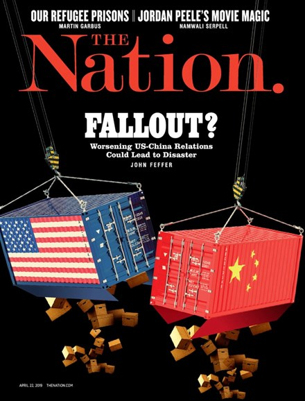 The Nation Cover - 4/22/2019