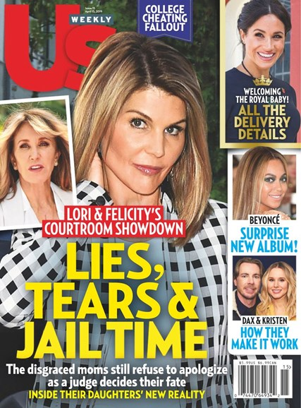 Us Weekly Cover - 4/15/2019
