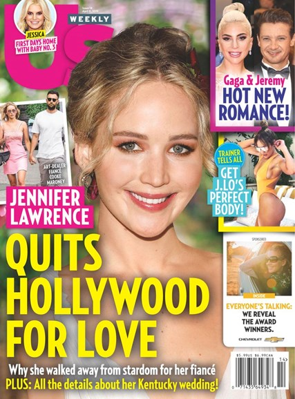Us Weekly Cover - 4/8/2019