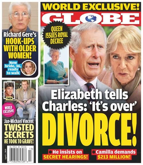 Globe Cover - 4/1/2019