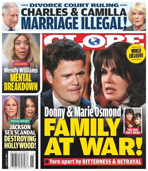 Globe Cover - 4/15/2019