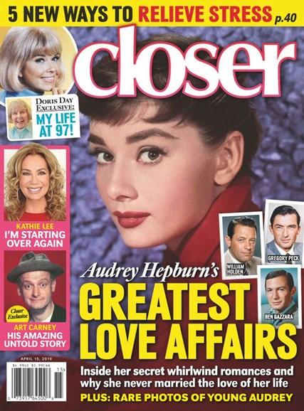 Closer Cover - 4/15/2019