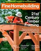 Fine Homebuilding Magazine 6/1/2019