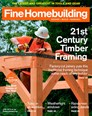 Fine Homebuilding Magazine | 6/2019 Cover
