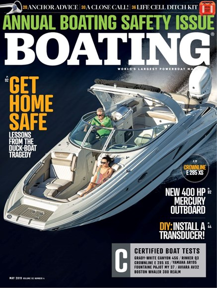 Boating Cover - 5/1/2019