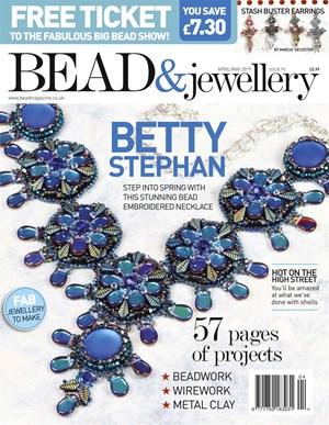 Bead & Jewellery | 4/2019 Cover