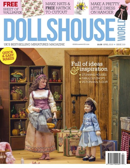 Dolls House World Cover - 4/1/2019
