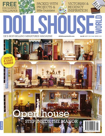 Dolls House World Cover - 5/1/2019