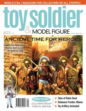 TOY SOLDIER & MODEL FIGURE | 5/2019 Cover