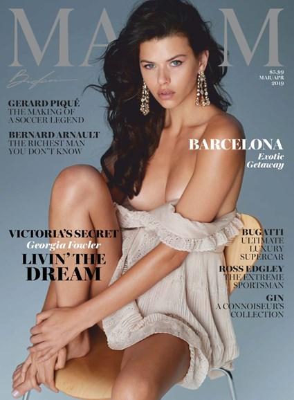 Maxim Cover - 3/1/2019