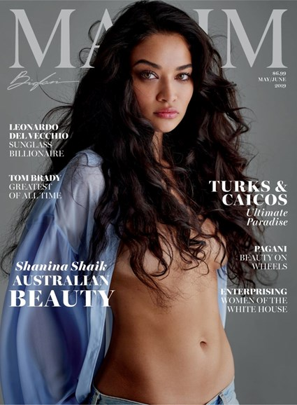 Maxim Cover - 5/1/2019