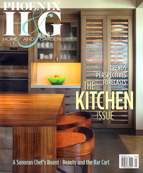 Phoenix Home & Garden Cover - 5/1/2019