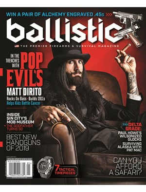 Ballistic | 5/2019 Cover