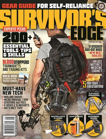 Survivor's Edge Cover - 5/1/2019