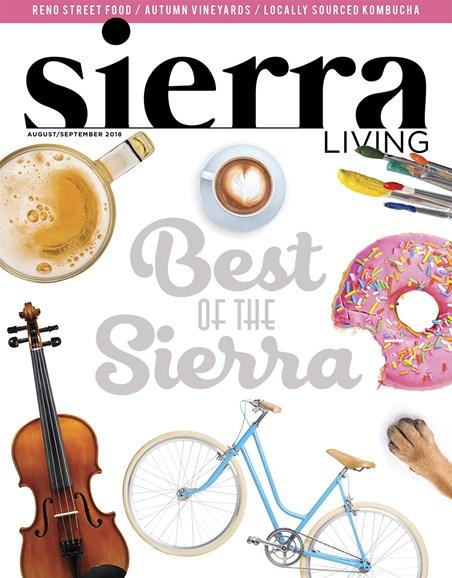 Sierra Living Cover - 8/1/2018