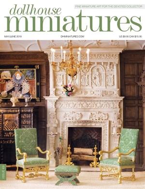 Dollhouse Miniatures | 5/2019 Cover
