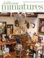 Dollhouse Miniatures | 9/2018 Cover
