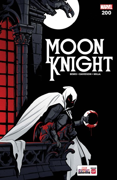Moon Knight Cover - 12/1/2018