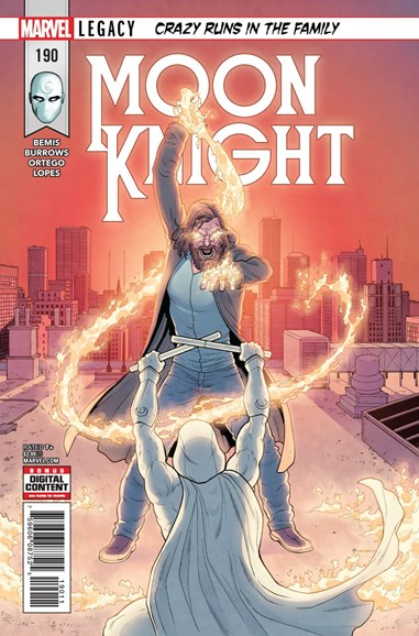Moon Knight Cover - 2/1/2018