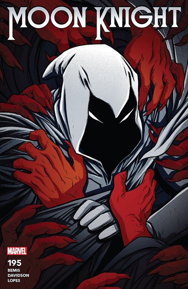 Moon Knight Cover - 7/1/2018