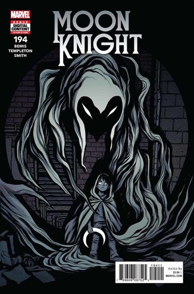 Moon Knight Cover - 6/1/2018