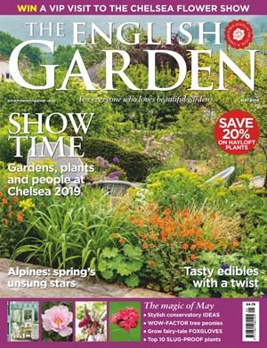 English Garden Magazine | 5/2019 Cover