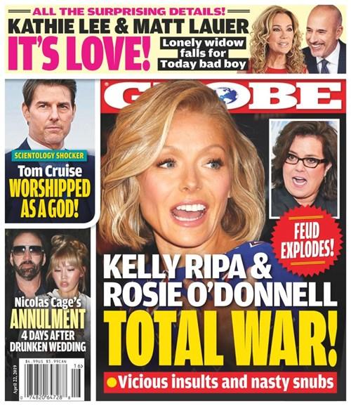 Globe Cover - 4/22/2019