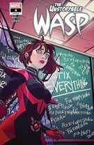 Unstoppable Wasp 3/1/2019