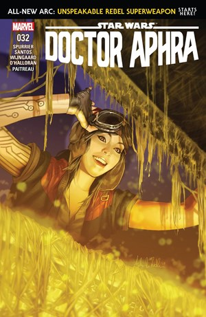 Star Wars: Doctor Aphra | 7/1/2019 Cover