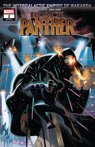 Black Panther Cover - 8/1/2018