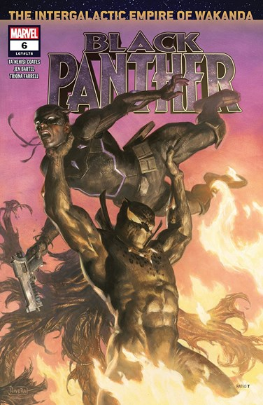 Black Panther Cover - 1/1/2019