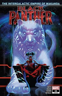 Black Panther | 6/1/2019 Cover