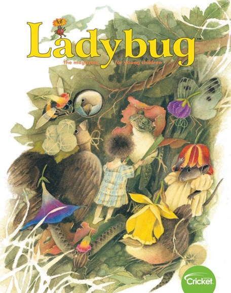 Ladybug Cover - 4/1/2019