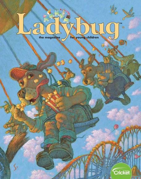 Ladybug Cover - 2/1/2019