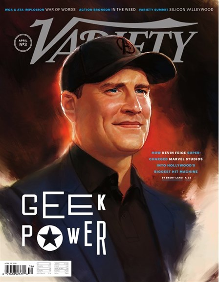 Variety Cover - 4/16/2019