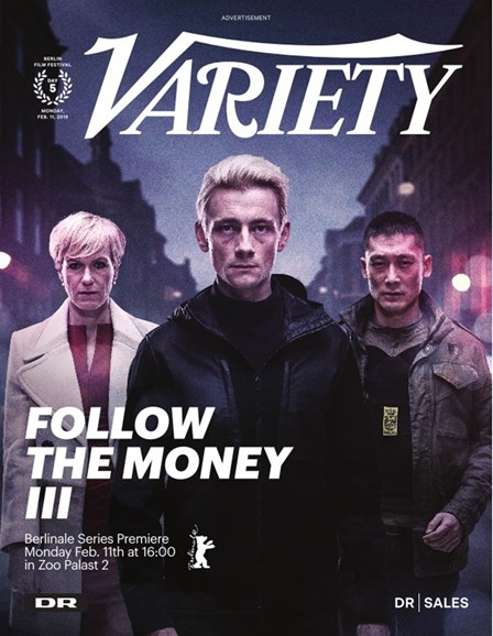 Variety Cover - 2/11/2019