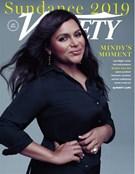 Weekly Variety Magazine 1/24/2019