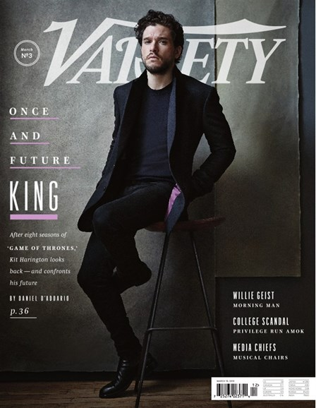 Variety Cover - 3/19/2019
