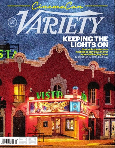 Variety Cover - 3/26/2019