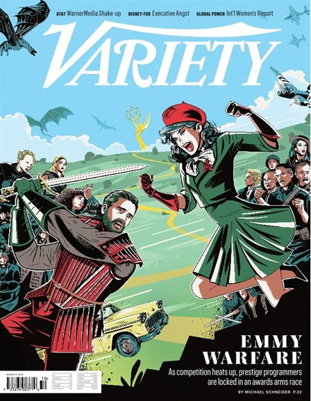 Variety Cover - 3/5/2019