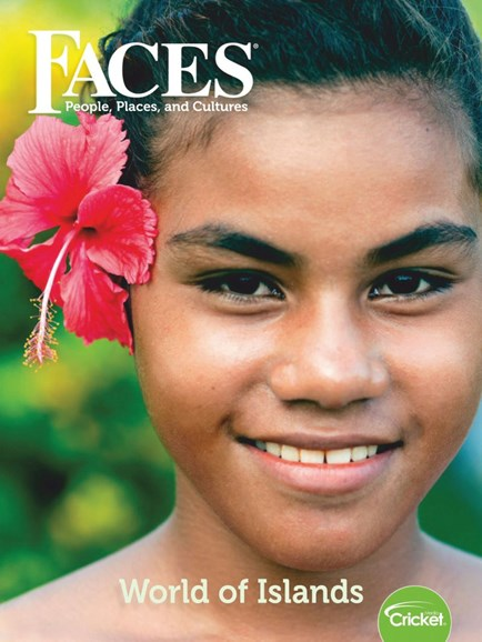 Faces Cover - 4/1/2019
