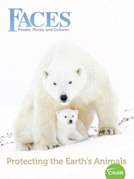Faces Cover - 2/1/2019