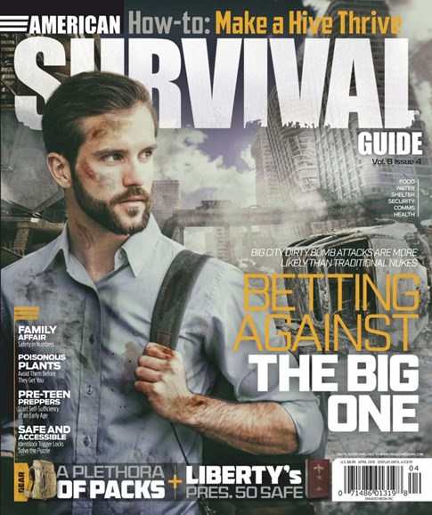 American Survival Guide Cover - 4/1/2019