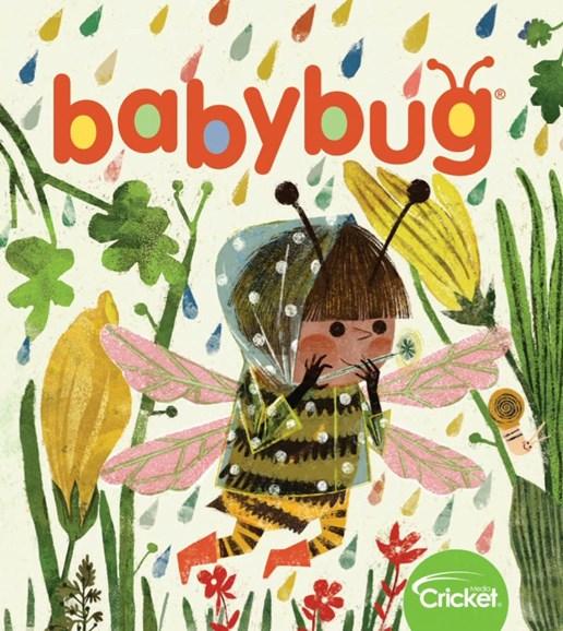 Babybug Cover - 4/1/2019