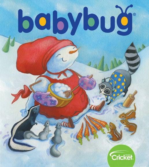 Babybug Cover - 2/1/2019