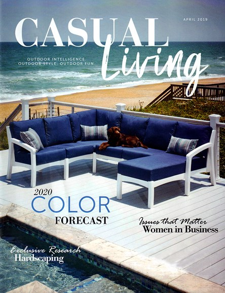 Casual Living Cover - 4/1/2019