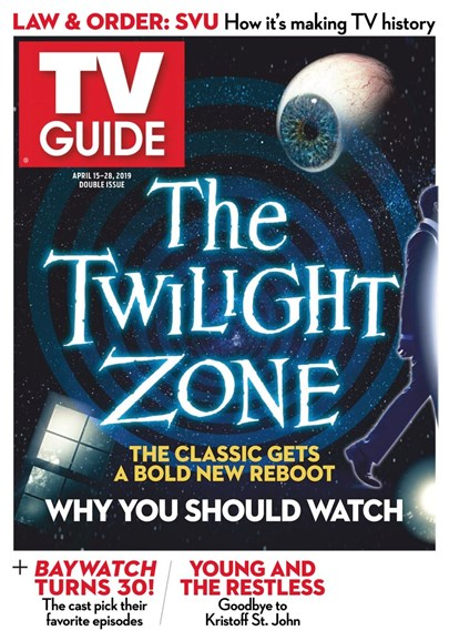 TV Guide Cover - 4/15/2019